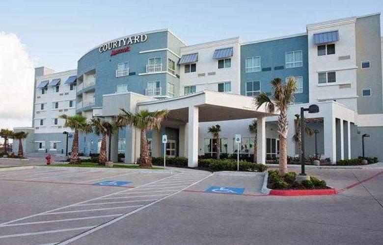 Courtyard Galveston Island Gulf Front - Hotel - 10