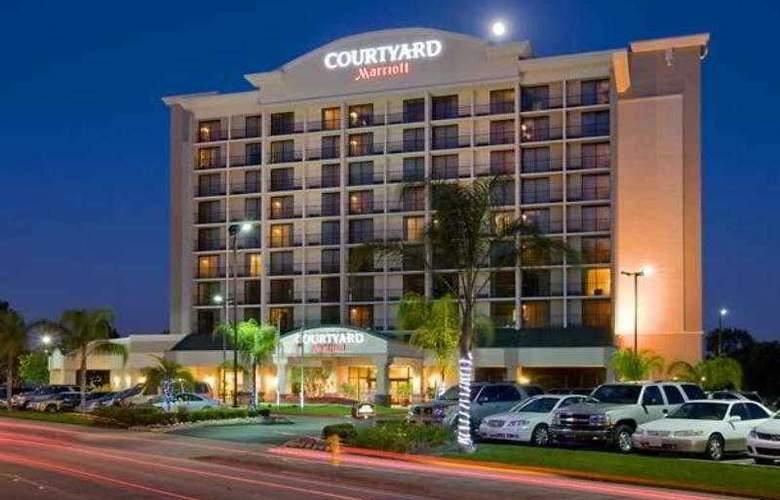 Courtyard Los Angeles Pasadena/Monrovia - Hotel - 13