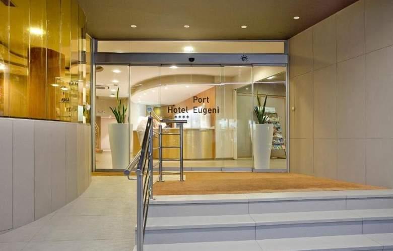 Port Eugeni Apartamentos - Hotel - 9