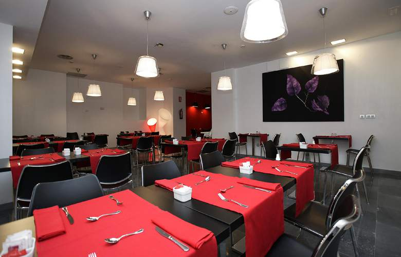 Petit Palace Barcelona Plus - Restaurant - 5