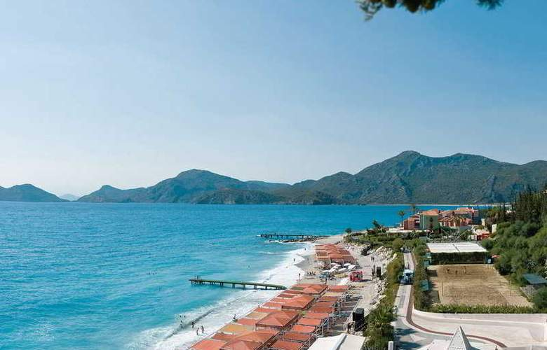 Sentido Lykia Resort  and  Spa - Beach - 6