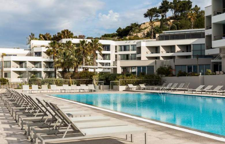Nhow Marseille - Pool - 12