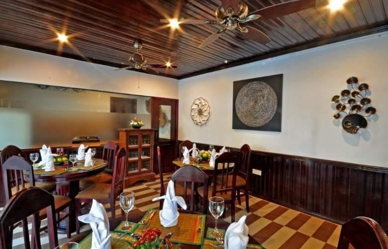HanumanAlaya Villa - Restaurant - 29