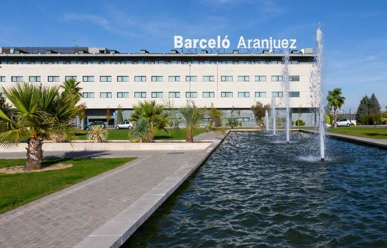 Occidental Aranjuez - Hotel - 10