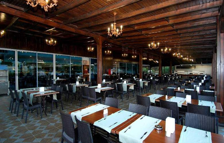 Maya World Hotel Belek - Restaurant - 81