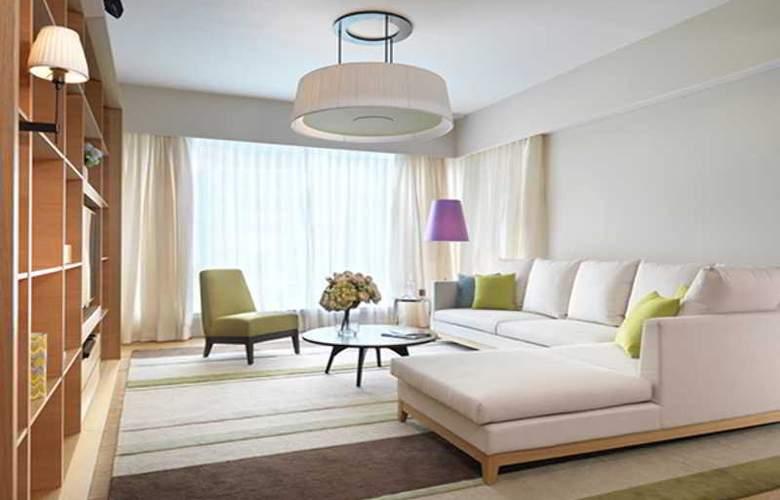 Lanson Place Bukit Ceylon Serviced Residences - Room - 15