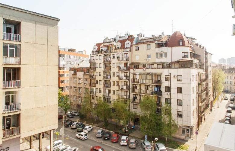 One Bedroom Apartment Hip & Spacious - Hotel - 21