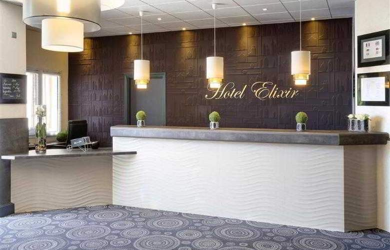 Best Western Elixir Grasse - Hotel - 51