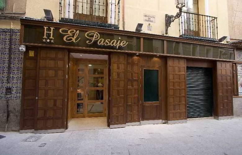 Hostal El Pasaje - Hotel - 7