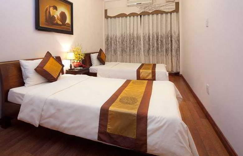 Hanoi Lucky Queen Hotel - Room - 8