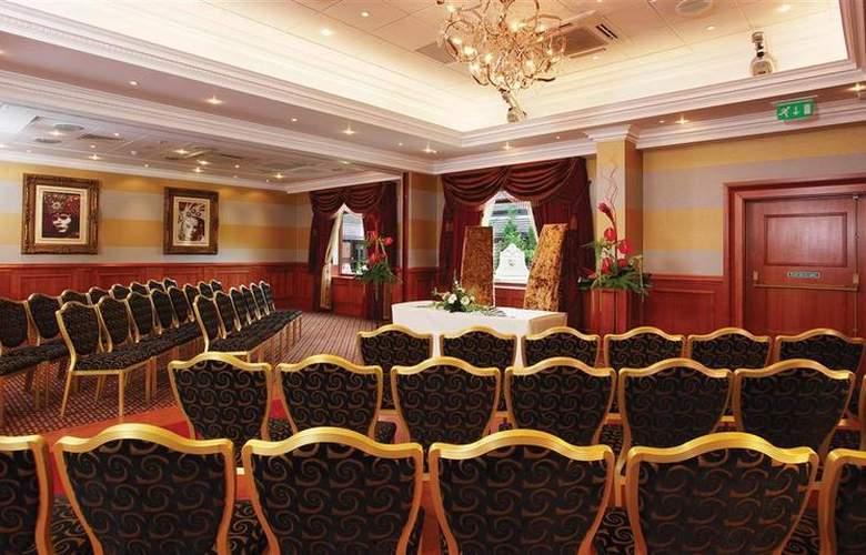 Best Western Premier Leyland - Hotel - 126