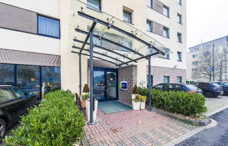 Holiday Inn Express Cologne Muelheim - Hotel - 10