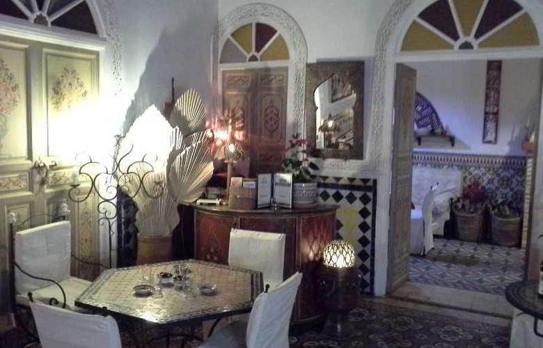 Maison Arabo-Andalouse - Restaurant - 62