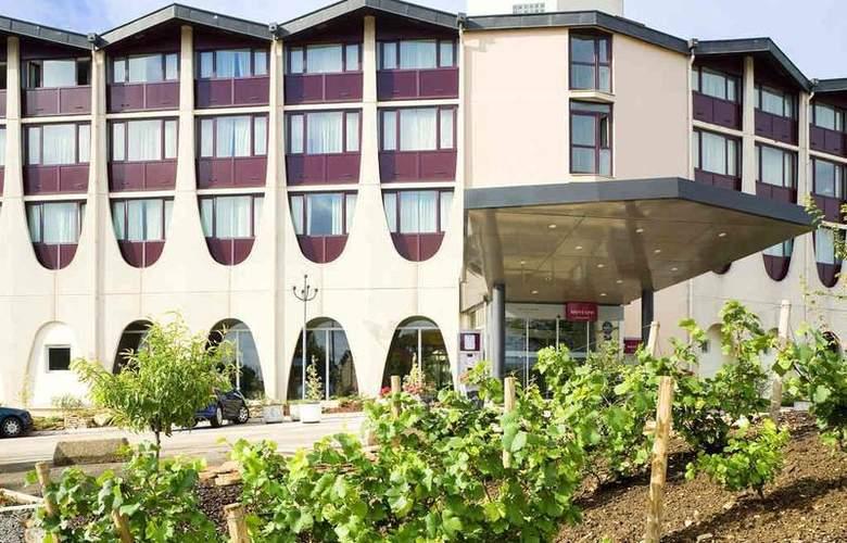 Mercure Beaune Centre - Hotel - 53