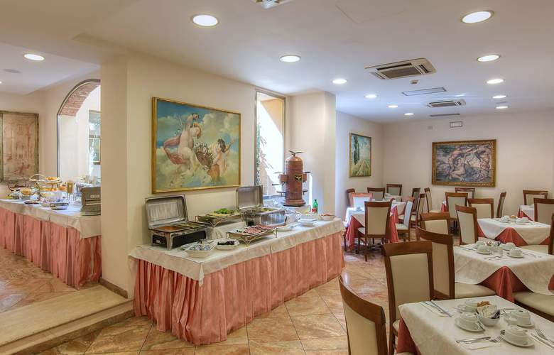 Atlantic Palace - Restaurant - 5
