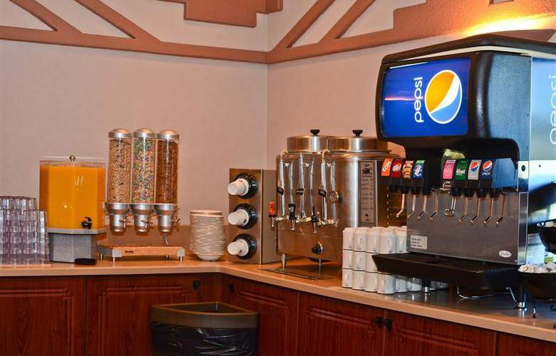 Best Western Premier Grand Canyon Squire Inn - Restaurant - 145