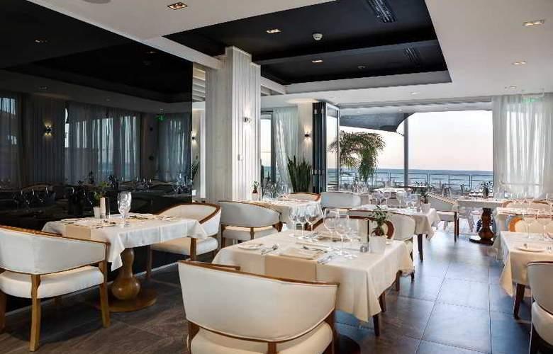 The Ciao Stelio Deluxe Hotel - Restaurant - 10