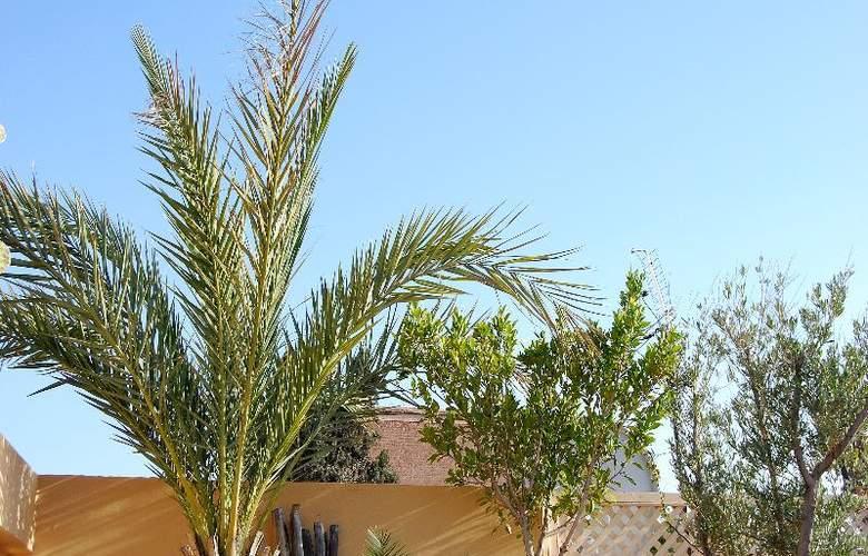 Riad Akka - Terrace - 36