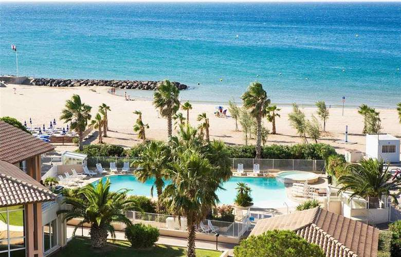 Mercure Thalassa Port Fréjus - Hotel - 64