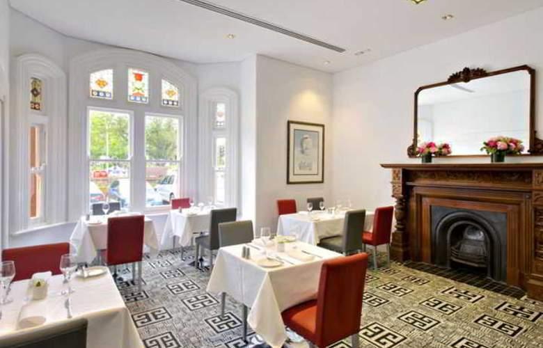 Seasons Heritage Melbourne - Restaurant - 22