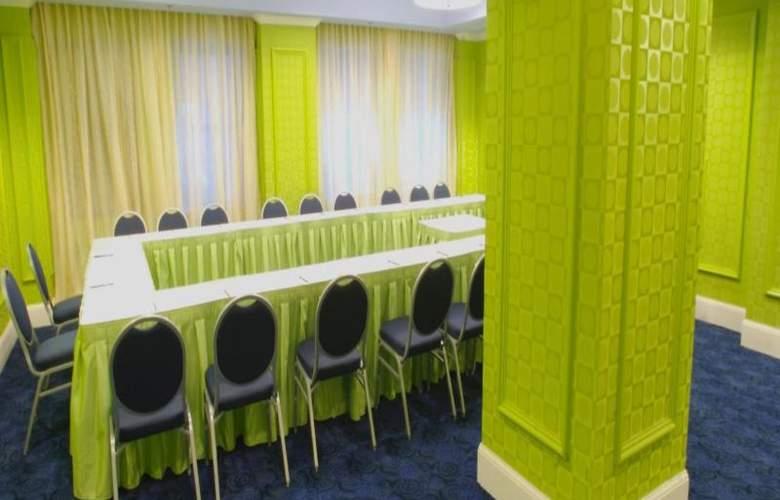 Indigo Hotel Dallas Downtown - Conference - 10