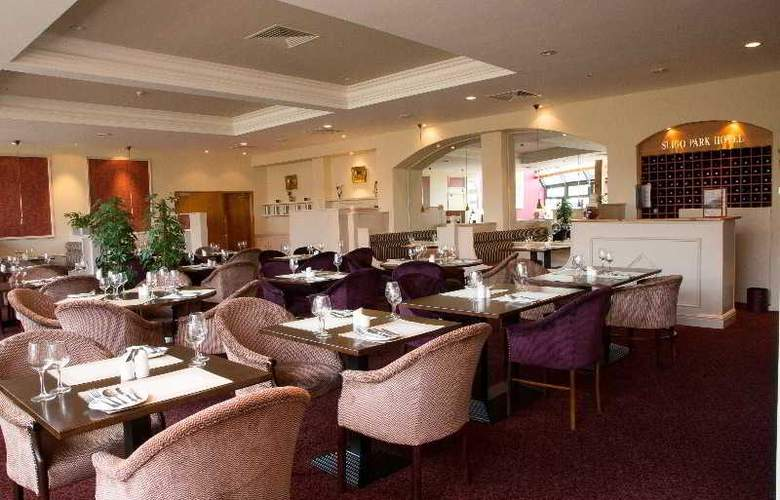 Sligo Park Hotel and Leisure Centre - Restaurant - 16