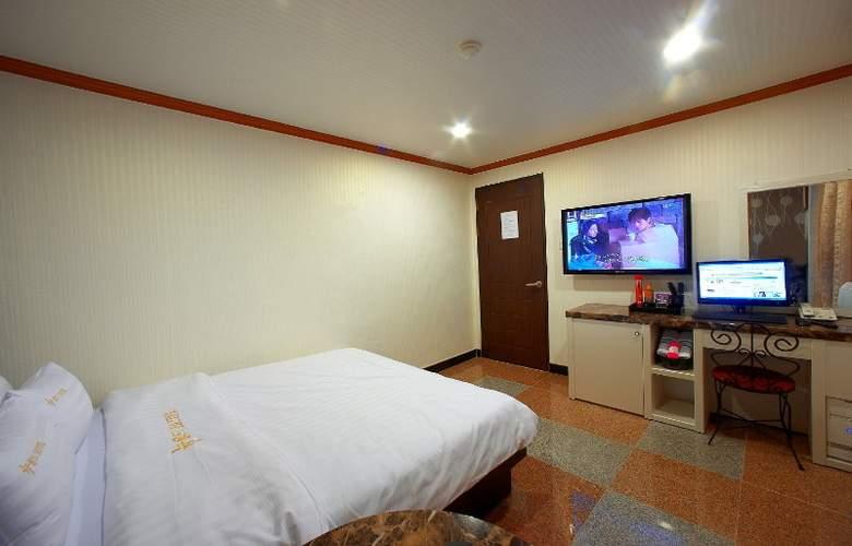 New World Hotel Itaewon - Room - 7
