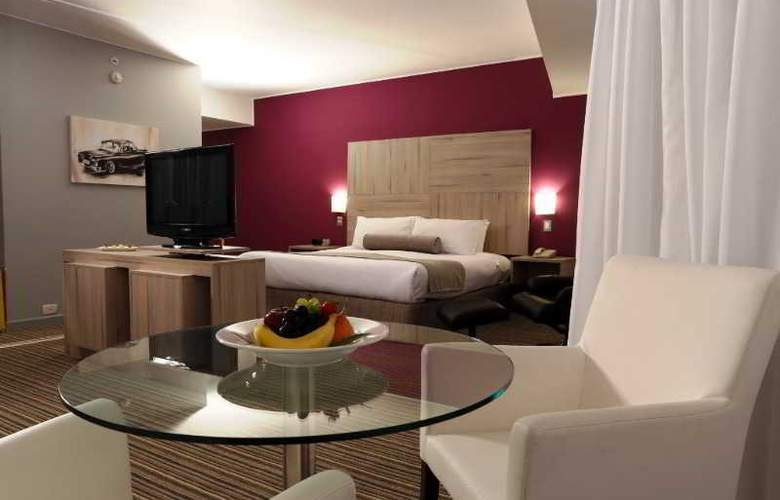 Crowne Plaza Lima - Room - 4