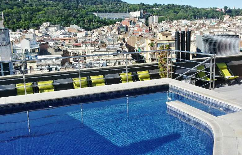 Barcelona Universal - Hotel - 16