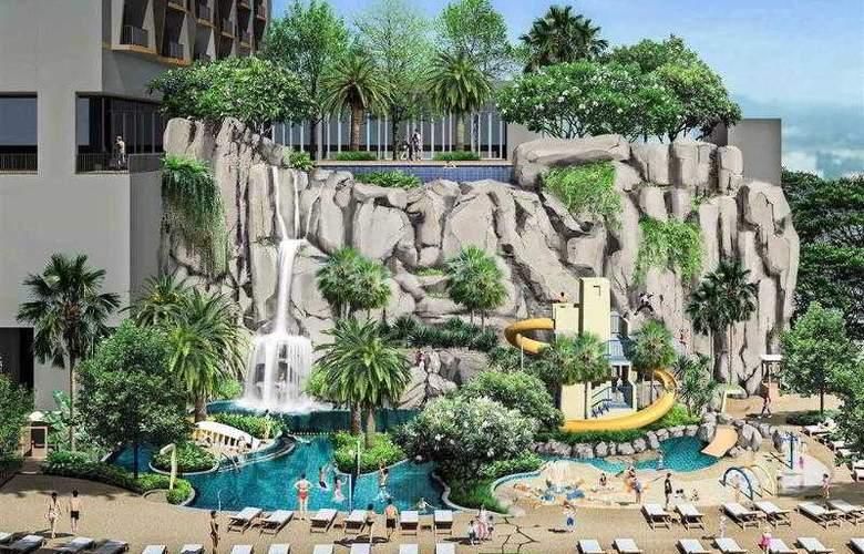 Mercure Pattaya Ocean Resort - Hotel - 2
