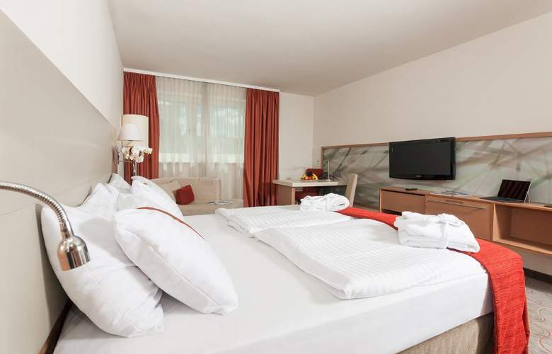 Fourside Hotel & Suites Vienna - Room - 4