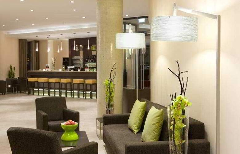 InterCityHotel Mainz - Bar - 6