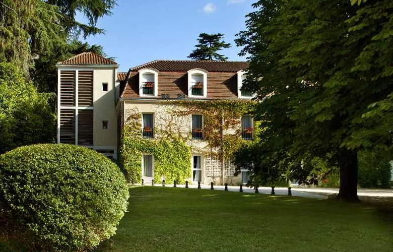 L'Orangerie du Chateau - Hotel - 10