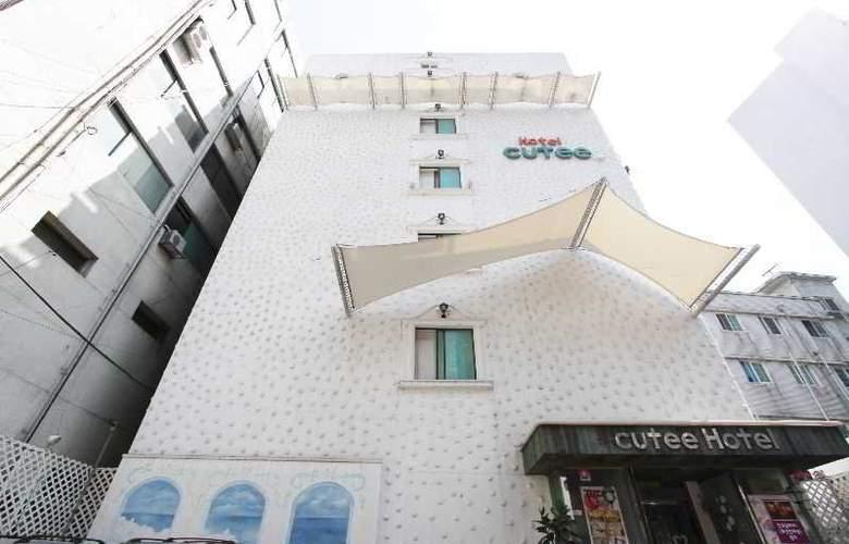 Jongno Cutee Hotel - Hotel - 0