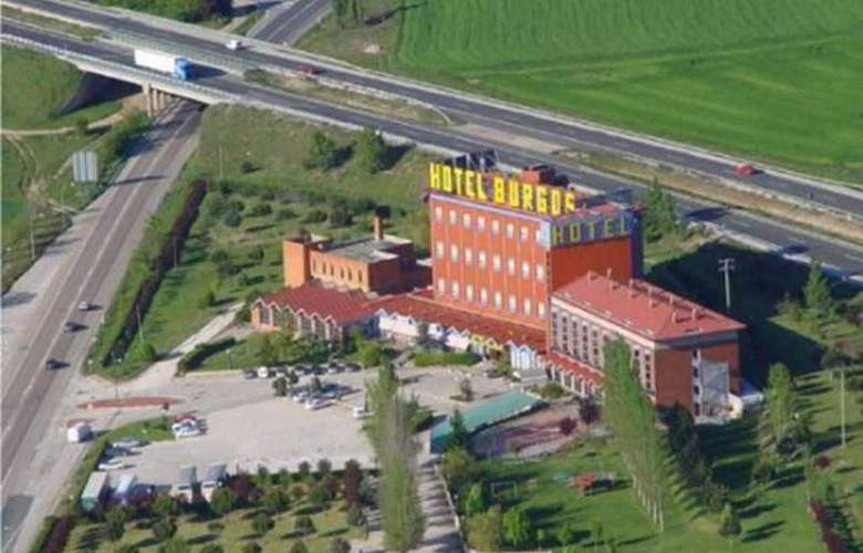 Sercotel Ciudad de Burgos - Hotel - 16