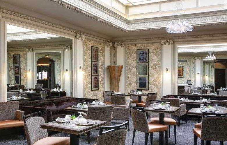 Best Western Hôtel Littéraire Premier Le Swann - Hotel - 44