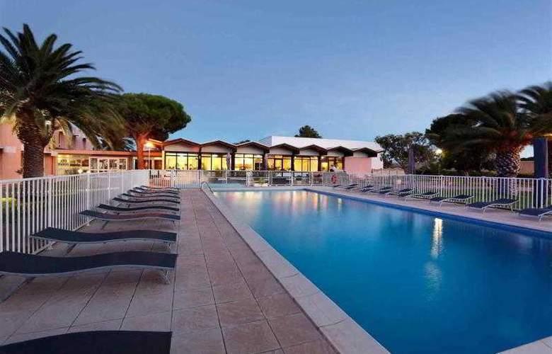 Novotel Perpignan - Hotel - 12