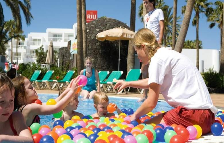 Riu Paraiso Lanzarote Resort - Sport - 21