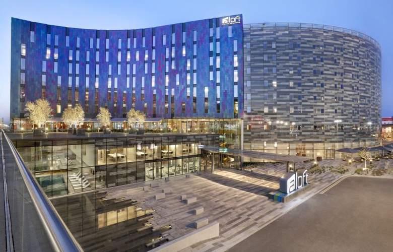 Aloft London Excel - Hotel - 0