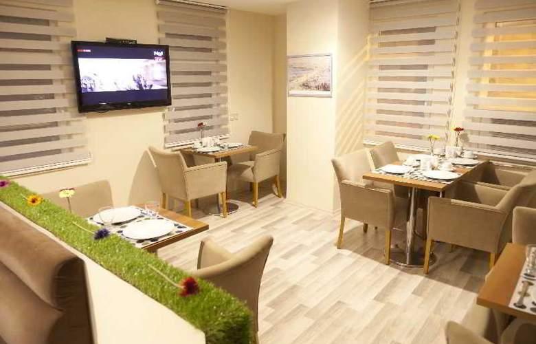 Nossa Suites Pera - Restaurant - 18