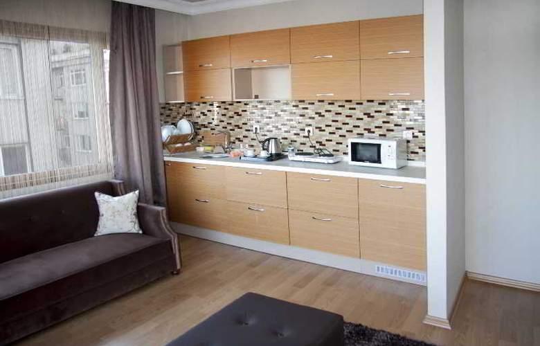Cihangir Ceylan Suite Hotel - Room - 2