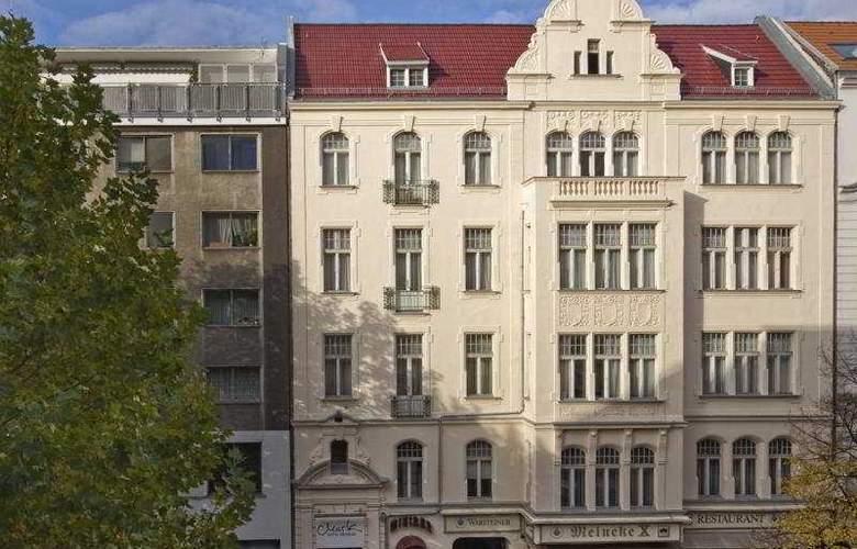 Grand City Hotel Berlin Zentrum - Hotel - 0