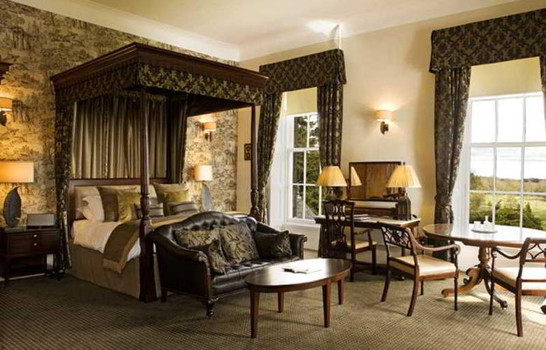 Meldrum House Country Hotel & Golf Course - Room - 3
