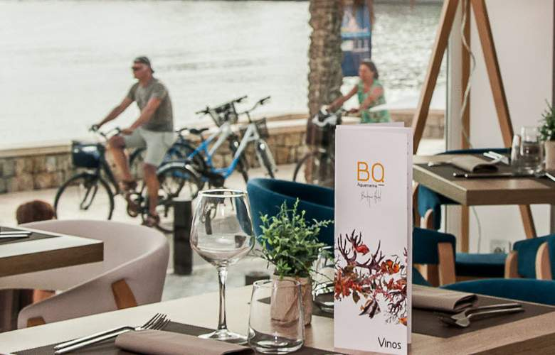 BQ Aguamarina Boutique - Restaurant - 24
