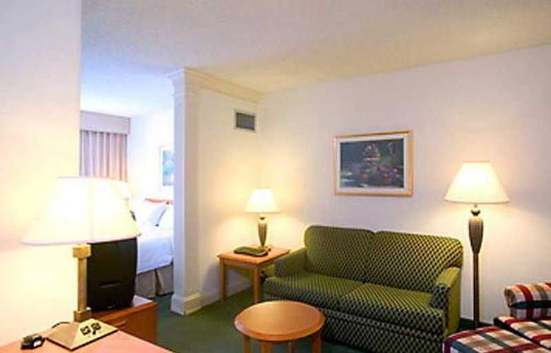 Springhill Suites Convention Center - Room - 3