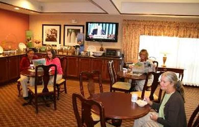Hampton Inn Chattanooga- Hixson - Restaurant - 4
