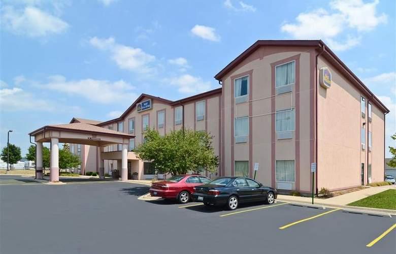 Best Western Joliet Inn & Suites - Hotel - 116