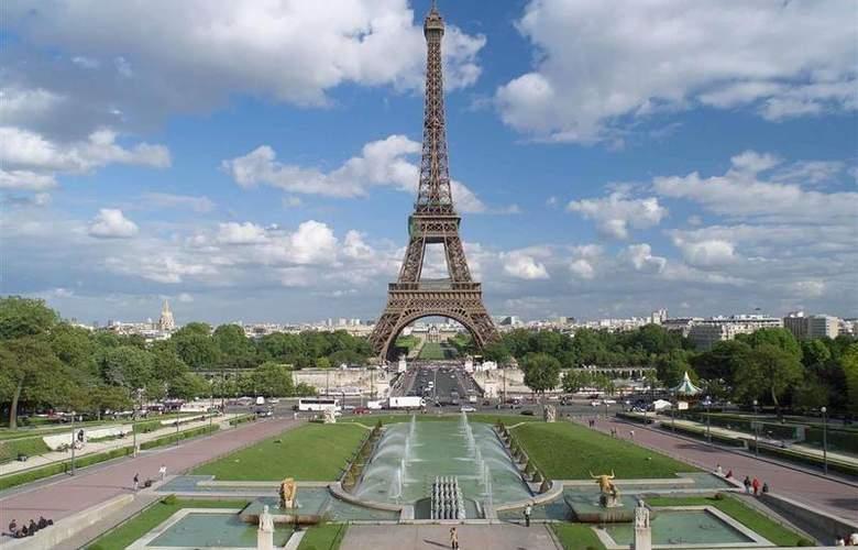 Mercure Paris Tour Eiffel Pont Mirabeau - Hotel - 46