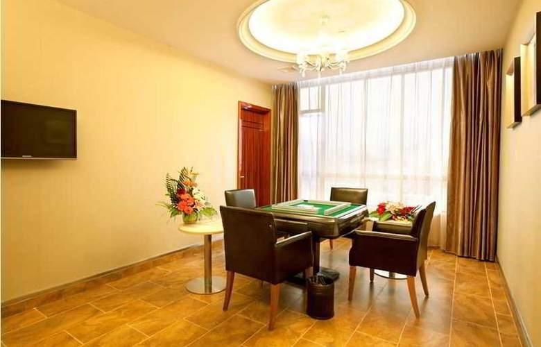 Friend Hotel Shanghai - Sport - 4