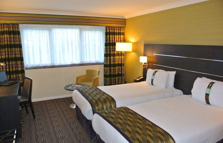 Holiday Inn London Gatwick Worth - Room - 4